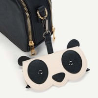 Panda Design Glasses Case
