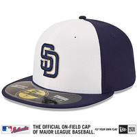San Diego Padres 2014 Authentic Collection Diamond Era 59FIFTY Game Cap - MLB.com Shop