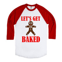 LET'S GET BAKED CHRISTMAS SHIRT