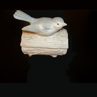 SOLD OUT..Bird Jewelry Box