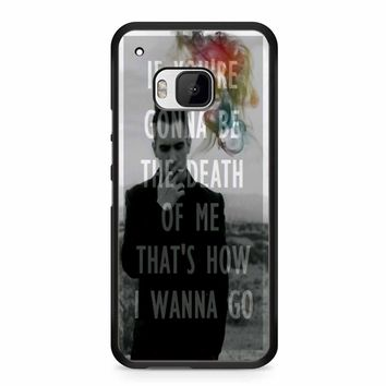 Brendon Urie Panic At The Disco 2 HTC M9 Case