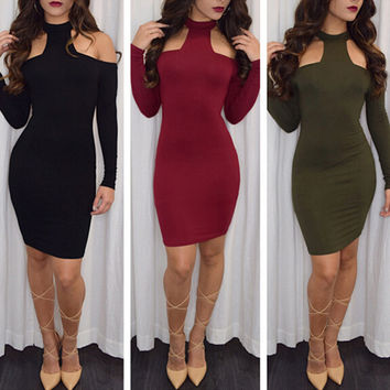 New Fashion Summer Sexy Women Mini Dress Casual Dress for Party and Date = 4725166596