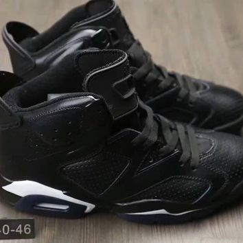 nike air jordan 6 men running sport casual breathable boots basketball shoes sneakers-1