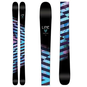 LINE SKISSOULMATE 92 SKIS - WOMEN'S 2017