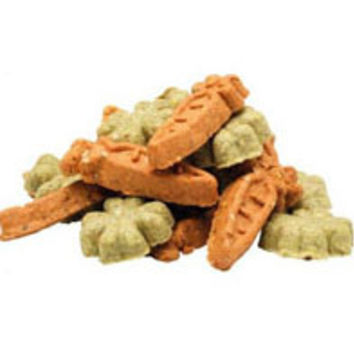 Carrot and Clover Rabbit Treat Bites 100g