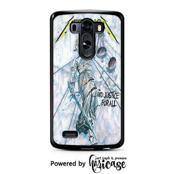 Metallica And Justice For All LG 3 | 4 | 5 Cases haricase.com