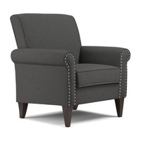 Jean Arm Chair in Linen, Multiple Colors - Walmart.com