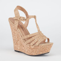 De Blossom Asi Womens Shoes Tan  In Sizes