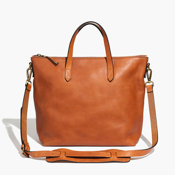 THE ZIP TRANSPORT TOTE