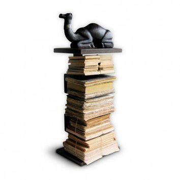 Metal Book Storage from Designer's Atelier | Made By  | 516.00 | Bouf