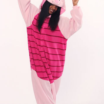 Kigurumi Shop | Piglet Kigurumi - Animal Costumes & Pajamas by Sazac