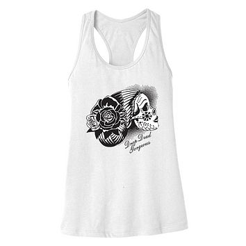 "NEW ""GORGEOUS"" LADIES RACERBACK TANK"