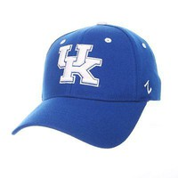 Licensed Kentucky Wildcats Official NCAA ZH Small Hat Cap by Zephyr 609910 KO_19_1