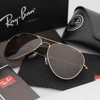 RAY-BAN SUNGLASSES AVIATOR RB3025 RB3026 Classic