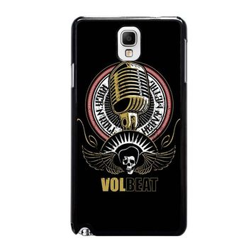 VOLBEAT HEAVY METAL Samsung Galaxy Note 3 Case Cover