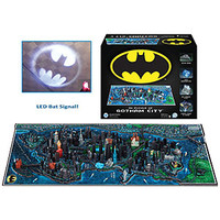 Batman Map of Gotham 3D Puzzle