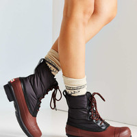 Hunter Quilted Short Lace-Up Boot - Urban Outfitters