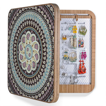 Belle13 Mandala Paisley BlingBox