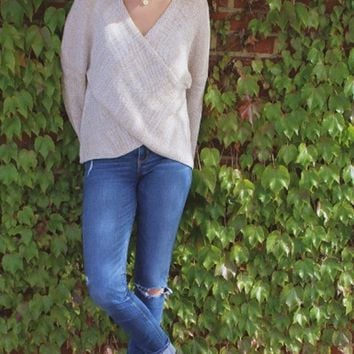 Hamptons Knit Sweater - Available in 4 Colors