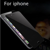 9H Privacy Anti-Spy Tempered Glass Screen Protector Anti shatter Scratch Protective Film for IPhone 4 4S 5 5S 5C SE 6 6S plus
