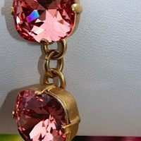 Catherine Popesco Vintage Pink in Gold