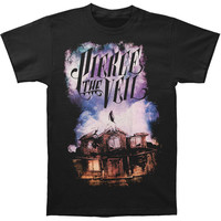 Pierce The Veil Men's  Album T-shirt Black Rockabilia