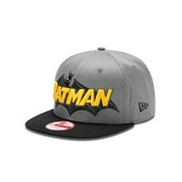 New Era Batman Squared Up Snapback Hat