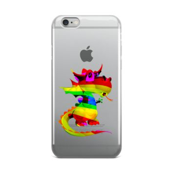 Draco Rainbow iPhone case