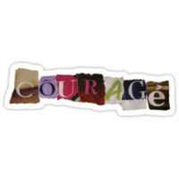 Klaine's Courage - Glee by Yui96