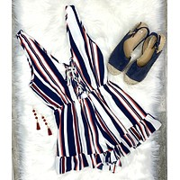 Sweet Sailing Romper