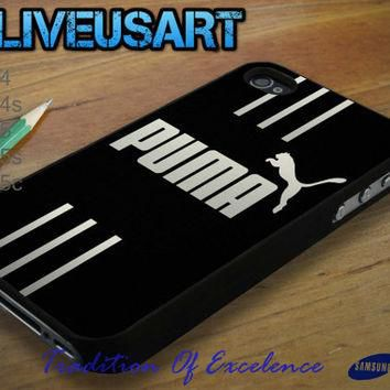 Puma 2 Case for iphone 4/4s, iphone 5/5s/5c, Samsung Galaxy S3/S4