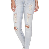 Bullhead Denim Co Extreme Destroy Skinniest Jeans at PacSun.com