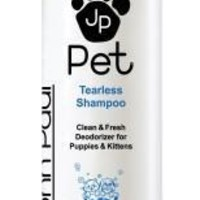 John Paul Pet Tearless Deordizer Shampoo Puppies & Kitten 16 oz