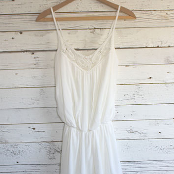 Angel Romper