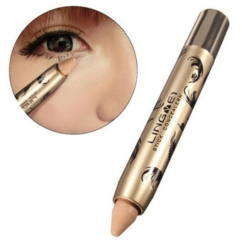 1/2pc Concealer Cover Stick Pencil Conceal Spot Blemish Cream Foundation Makeup Tools [8072703687]