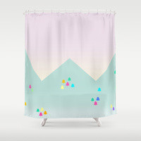 Shower Curtains by Cuttlefishlove