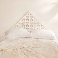 Sadie Carved Headboard - Urban Outfitters