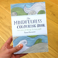 The Mindfulness Coloring Book