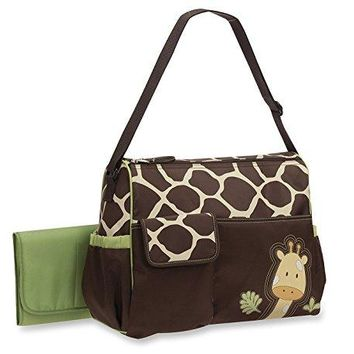 Giraffe Babyboom Animal Baby Diaper Bag Multifunctional Fashion Infanticipate Shoulder