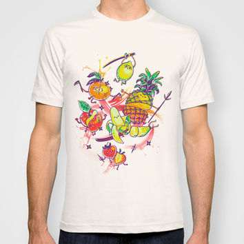 Fruit Salad T-shirt by Helgram