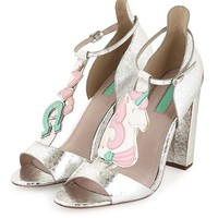 REALM Unicorn Sandals - Shoes
