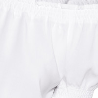 H&M - Off-the-shoulder Blouse - White - Ladies