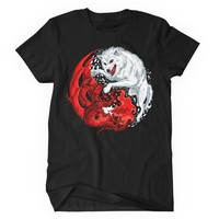Ice and Fire - Women's T-Shirt