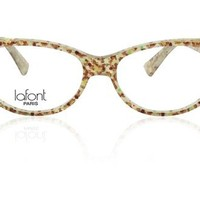 Lafont Dame c. 430 Eyeglasses glasses, Lafont eyeglasses,  Eyewear, Eyeglass Frames, Designer Glasses, Boston Magazine Best of Boston Eyeglasses - VizioOptic.com