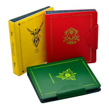 Time Walker Cards Binder Houses For 9 Pockets of Thrones Cards Album Cards Books Board Games Album for MGT/YU-GI-OH/Pkm/FOW