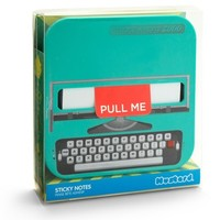 VINTAGE TYPEWRITER STICKY NOTES