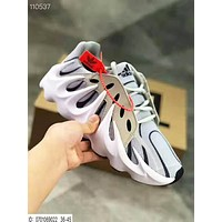 Adidas Charlescharlyc Yeezy 451 Kanye Fashion Women Men Casual Running Sport Shoes Sneakers Grey