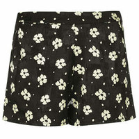 **LEXI FLORAL JACQUARD SHORTS BY JOVONNA