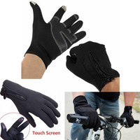 Windstopper Snowboard Ski Cycling Full Finger Gloves Winter Thermal Touch Screen = 1946404804
