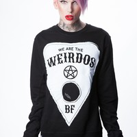 We Are The Weirdos -Womens - Outerwear - Beauty Forever - Brands - Paper Alligator